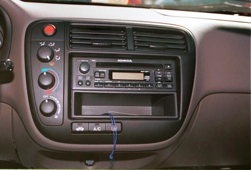21 Inspirational 1995 Honda Civic Stereo Wiring Diagram