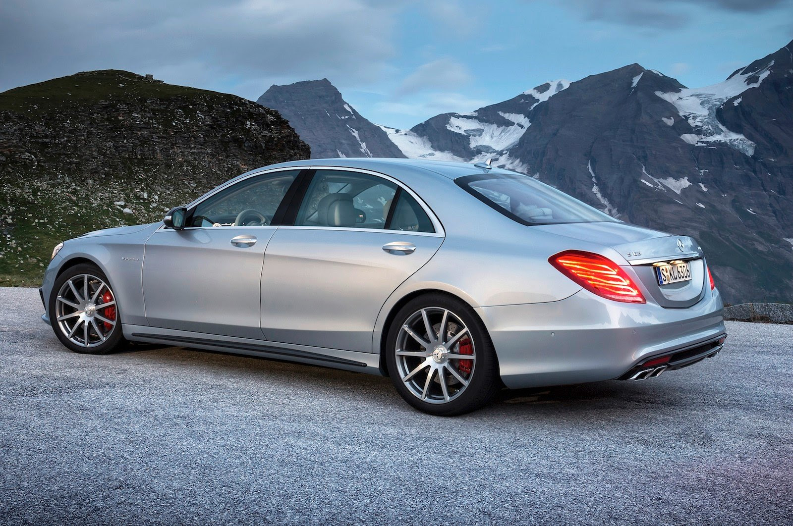 2013 Mercedes-Benz S63 AMG Review | CarAdvice