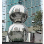 12 inch Mirror Finished Stainless Steel Shiny Ball