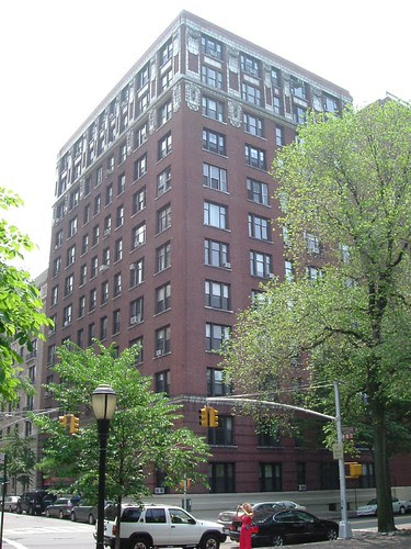 Will & Grace Apartment Building