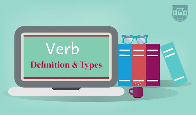 Verb  Definition & Types