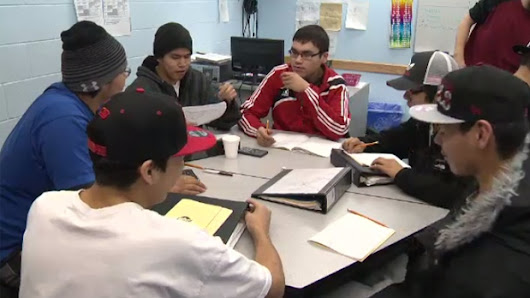 Internal document urges government to raise cap on aboriginal education