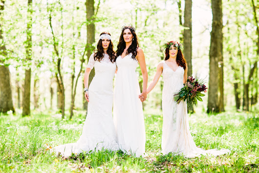 Central Minnesota Brides Magazine Editorial Feature Shoot