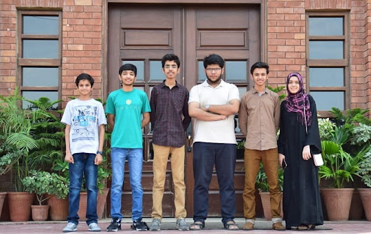Six students of Islamabad represent Pakistan in Global Robotics competition 2017 - Islamabad Scene