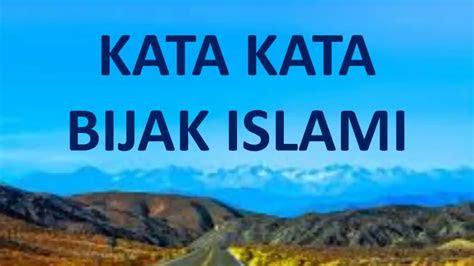 kata kata bijak islami tentang hari  kemaren  hari