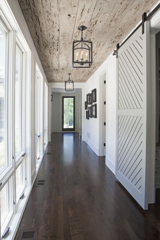 TIDBITS & TWINE Hallways Barn Door