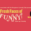 Fresh Faces Of Funny! Stand-Up Comedy @Bflat  Tickets & Online Booking - BookMyShow