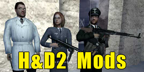 Hidden and Dangerous 2 Mods by MajorDisaster