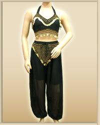 Egyptian Bellydancer Set