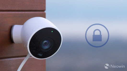 Nest finally introduces two-factor authentication