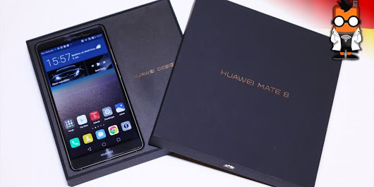 Huawei Mate 8 Test: Großartiges China-Phablet
