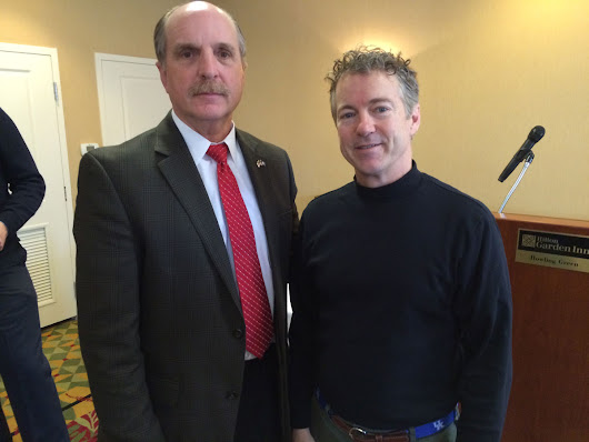 Boyle County GOP Chair Meets With Rand Paul - Boyle County Republican Party | Boyle County Republican Party