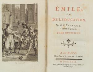 """Resenha da obra: """"Emílio, ou da educação"""" de Jean Jacques Rousseau!"""