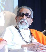 Bal Thackeray at 70th Master Dinanath Mangeshkar Awards (1) (cropped).jpg