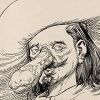 Chris Riddell, Don Quixote