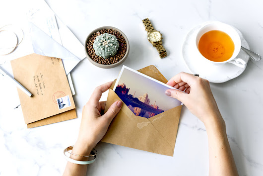 Tips for being a great Pen Pal - The Pen Company Blog