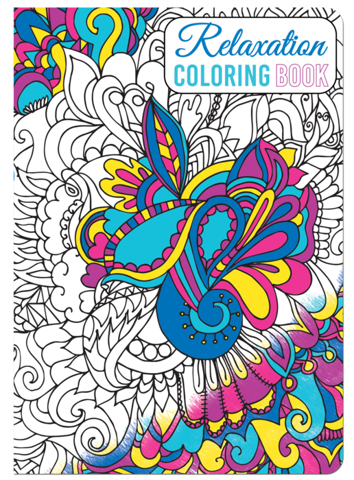 7400 Coloring Book Relaxation Best HD