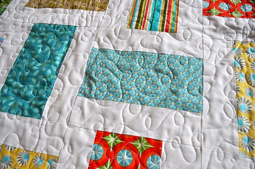 Building Blocks of Hope for Alabama ~ Quilting, Binding