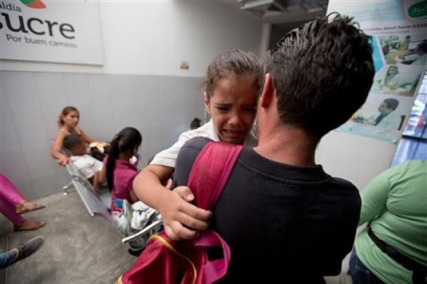 Escasez de medicinas deja a Venezuela vulnerable a zika