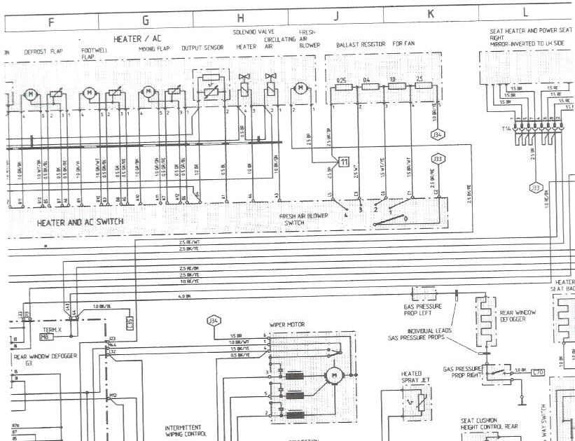 Diagram Porsche 964 Turbo Wiring Diagram Full Version Hd Quality Wiring Diagram Vpndiagram Cscervino It