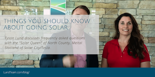 Does Going Solar Make Sense in North County San Diego?