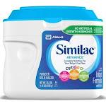 Abbott Nutrition 53359, Similac Advance Infant Formula, 1/EA (713129_EA)