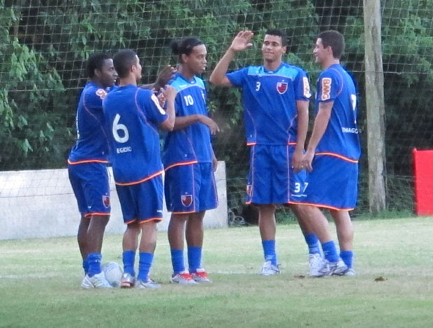 Treino Flamengo (Foto: Janir Junior / Gloesporte.com)