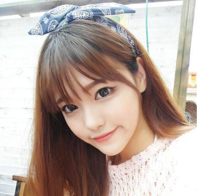 Model Rambut Pendek Poni Tipis Ala Korea Gaya Ootd