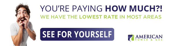 You're paying how much? We have the lowest rate in most areas.