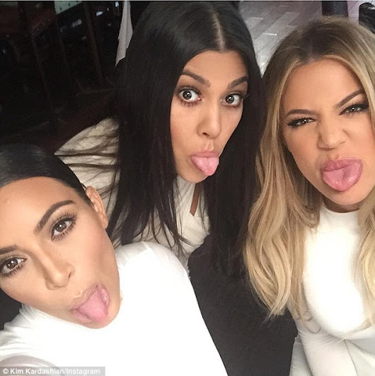 What's Going on With Kim, Kourt & Khloe?