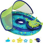 Swimways Baby Spring Float Activity Canopy