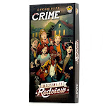 Lucky Duck Games LKY038 Chronicles of Crime Redview