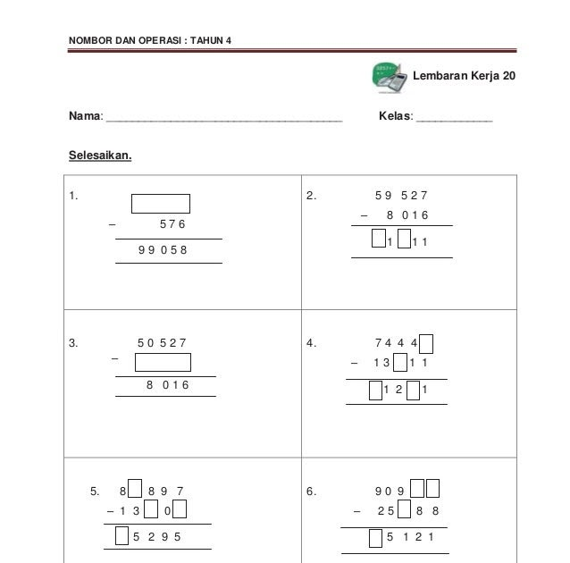 Jawapan Matematik Buku Teks Darjah 6 - Hijriyah S