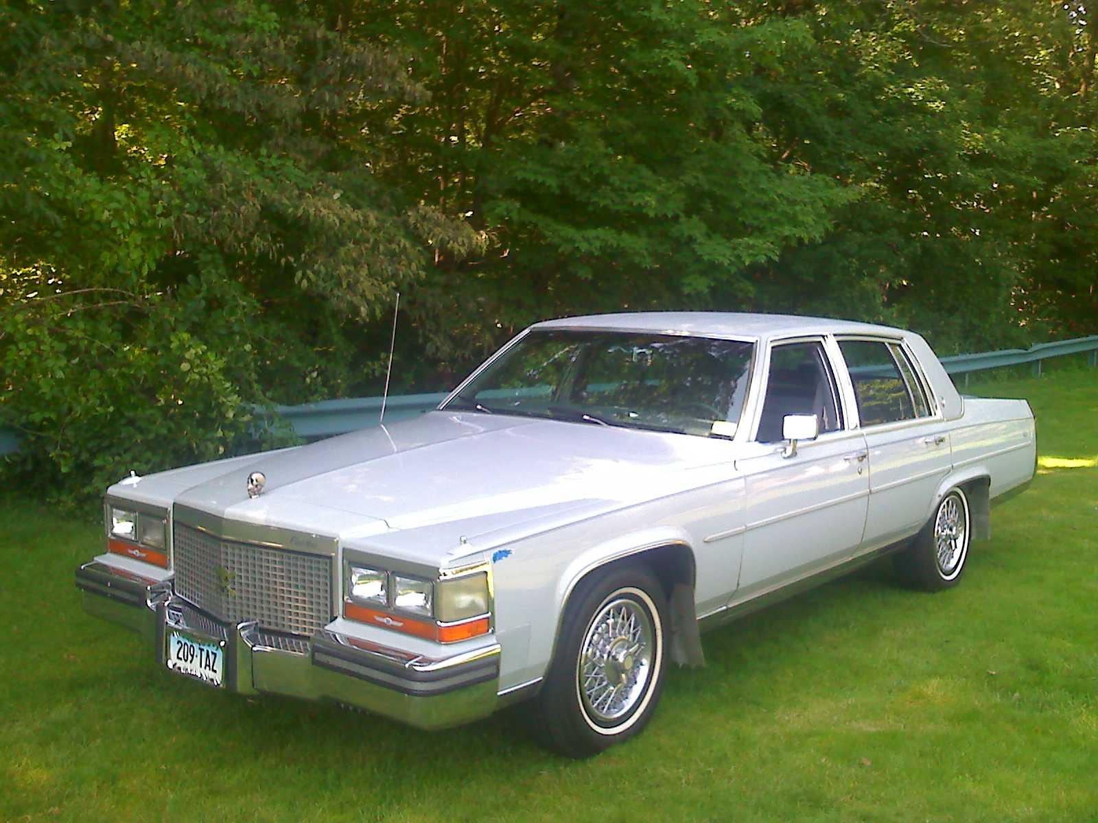 1989 Cadillac Brougham - Overview - CarGurus