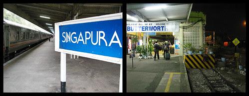 Singapore-Butterworth
