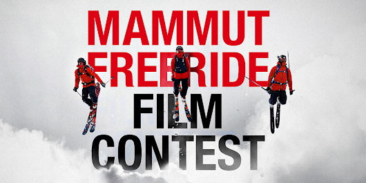 Hast du auch mamMUT? Dann mach mit beim MAMMUT Freeride Film Contest! - SMOKEY CATS Magazine | Fashion, Beauty, Lifestyle, Tech & Business
