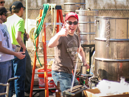 Big Brew for National Homebrew Day - American Homebrewers Association