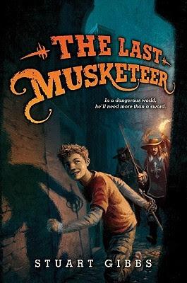 The Last Musketeer (The Last Musketeer, #1)