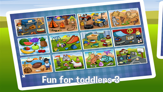 Puzzle for Toddlers and kids Free - a fun and exciting sound and puzzle game for kids 2 - 5 years
