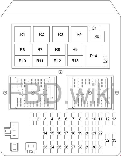 2000 Jeep Cherokee Fuse Box Layout Gibson Input Jack Wiring For Wiring Diagram Schematics