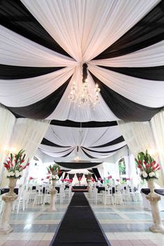 Elegant Black And White Party Ideas My Web Value