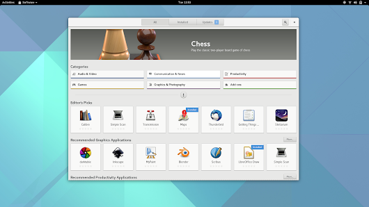 GNOME 3.22 Released: the Future is Now
