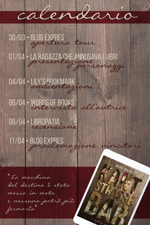 Calendario Kantstrasse bar