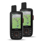 Garmin GPSMAP 66i GPS Handheld and Satellite Communicator (2-Pack) - 010-02088-01