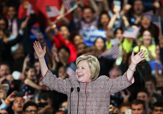 Hillary Clinton gave inequality speech in a $12,000 Armani jacket - MarketWatch