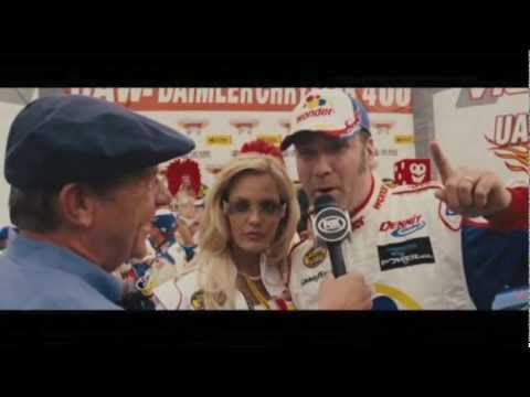 "What does ""Talladega Nights"" have to do with your ACX success?"