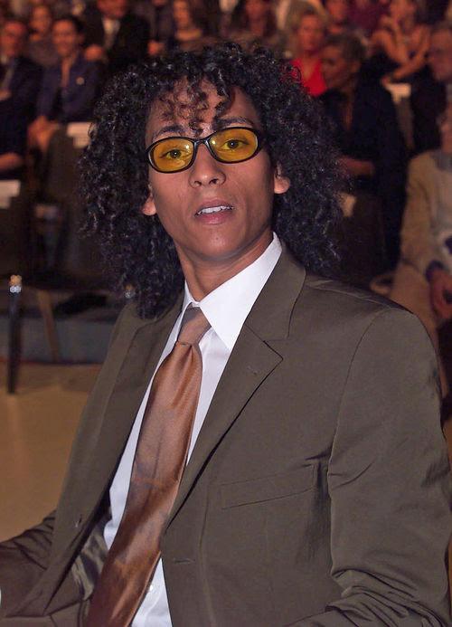 Xavier Naidoo sah im Jahr 2000 noch ganz ungewohnt aus