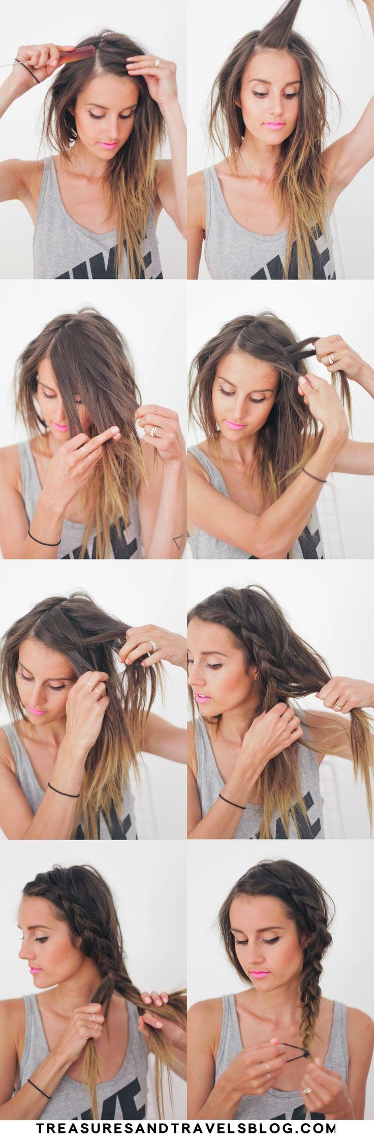 DIY | Summer Braid Hair Tutorial