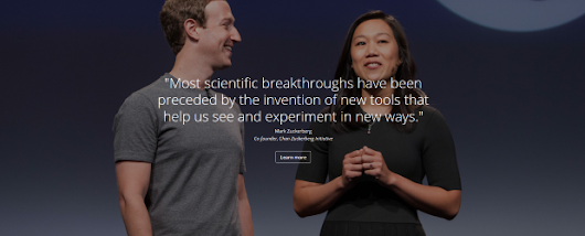Chan Zuckerberg Initiative to acquire Toronto-based scientific search engine Meta