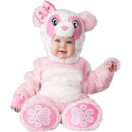 Lil' Pink Panda Infant Costume - Large 18-2T